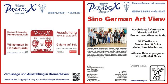 Video Sino German Art View Bremerhaven